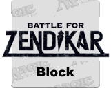 Battle for zendikar block