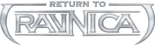 Return to ravnica logo