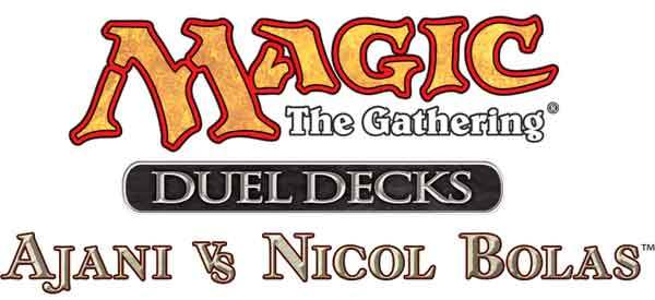 Duel decks ajani vs. nicol bolas