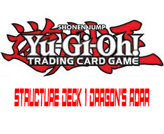 Structure deck 1 dragon's roar