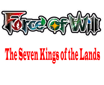 The seven kings of the lands