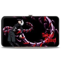Hinged Wallet - Tokyo Ghoul - Ken - Horizontal