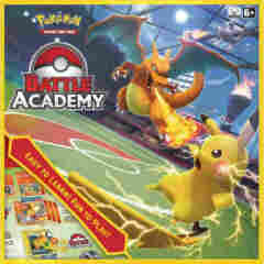 Pokemon - Battle Academy