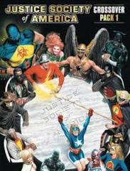 Justice Society of America (DC Comics Deck-Building Game) Pack 1