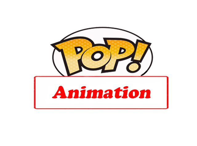 Pop logo animation