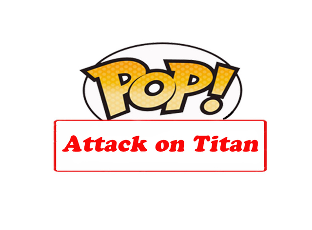 Pop logo attack on titan