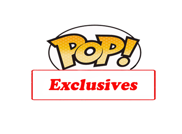 Pop logo exclusives