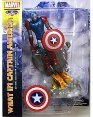 What if? Captain America (Marvel Select)