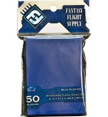 Standard Card Game Sleeves - Blue - (Fantasy Flight) (In Store Sales Only)