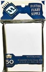 Standard Card Game Sleeves - White - (Fantasy Flight) (In Store Sales Only)