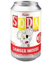 Funko Soda Figure - Danger Mouse