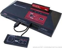 The Sega Base System (Master System)