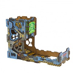 Dice Tower: Colored Tech