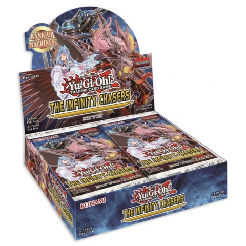 Infinity Chasers Booster Box