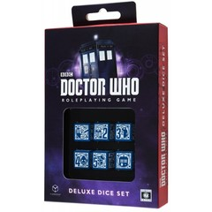 Doctor Who Dice Set