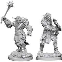 D&D - Nolzur's Marvelous Unpainted Miniatures - Bugbears