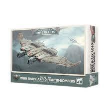 AERONAUTICA IMPERIALIS -  T'Au Tiger Shark Fighter Bomber