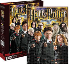 Harry Potter: Collage - 1000 Piece Puzzle