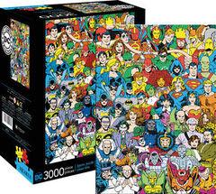 DC Comics: Retro - 3000 Piece Puzzle