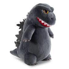 Godzilla 8' Phunny Plush, Multi