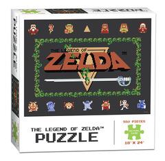 Zelda: The Legend of Zelda Classic - 550 Pieces