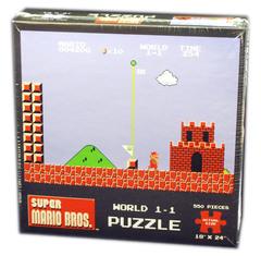 Super Mario Bros. Puzzle - World 1-1