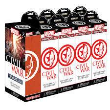 Civil War: Booster Pack