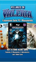 Villages of Valeria: Monuments Expansion Pack
