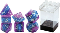 Gate Keeper Dice - Reality Shards - Thought - 7 Dice Set
