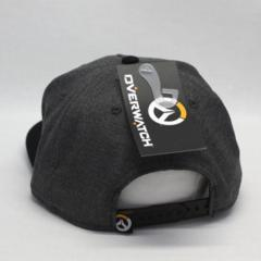 Overwatch Logo Gray w/black
