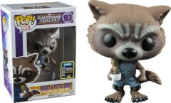 #93 - Guardians of the Galaxy: Rocket & Potted Groot (Marvel) 2015 Summer Con Exclusive