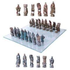 King Arthur Chess Set