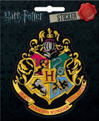 Harry Potter - Crest - Vinyl Sticker