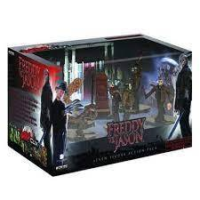 Horrorclix - Freddy vs Jason Action Pack