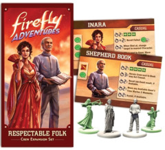 Firefly Adventures - Wanted Fugitives