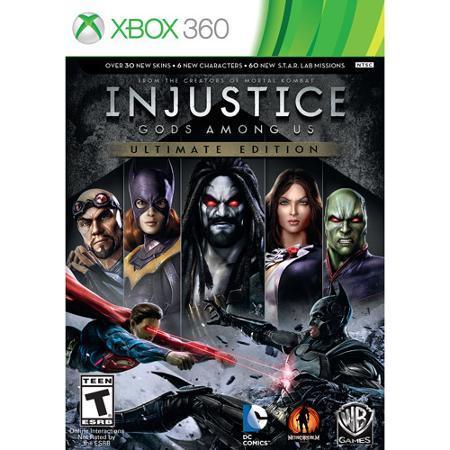 Injustice - Gods Among Us (Xbox 360) UE