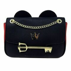 Loungefly - Disney Kingdom Hearts Mickey Cross Body Bag