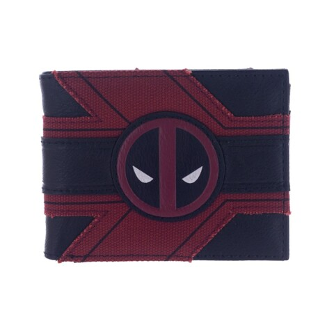 Deadpool Merc with a mouth Bi fold wallet