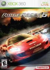 Ridge Racer 6 (Xbox 360)