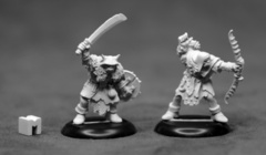 Dungeon Dwellers - Orc Raiders