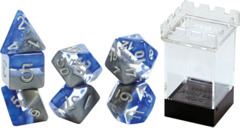 Gate Keeper Dice - Supernova Dice - The Heir - 7 Dice Set