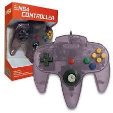 Old Skool - N64 Controller - Atomic Purple