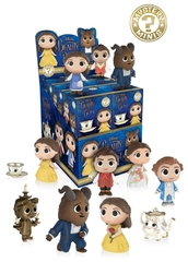 Funko Mystery Minis: Beauty and the Beast