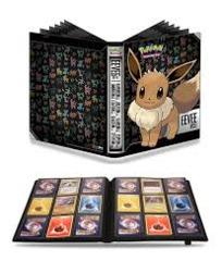 9-Pocket Pro Binder: Pokemon - Eevee (Ultra Pro)