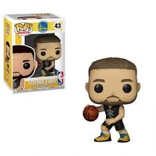 #43 Golden State - Stephen Curry