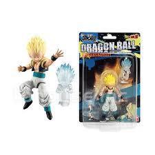 Dragonball: Super Shodo Micro Action Figure - SS Gotenks & Ghost