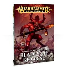 Blades of Khorne: Chaos Battletome