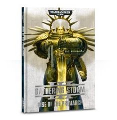 Gathering Storm III: Rise of the Primarch