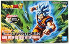 Dragon Ball Super - SSGSS Son Goku