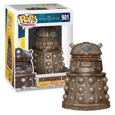 #901 Doctor Who - Reconnaissance Dalek
